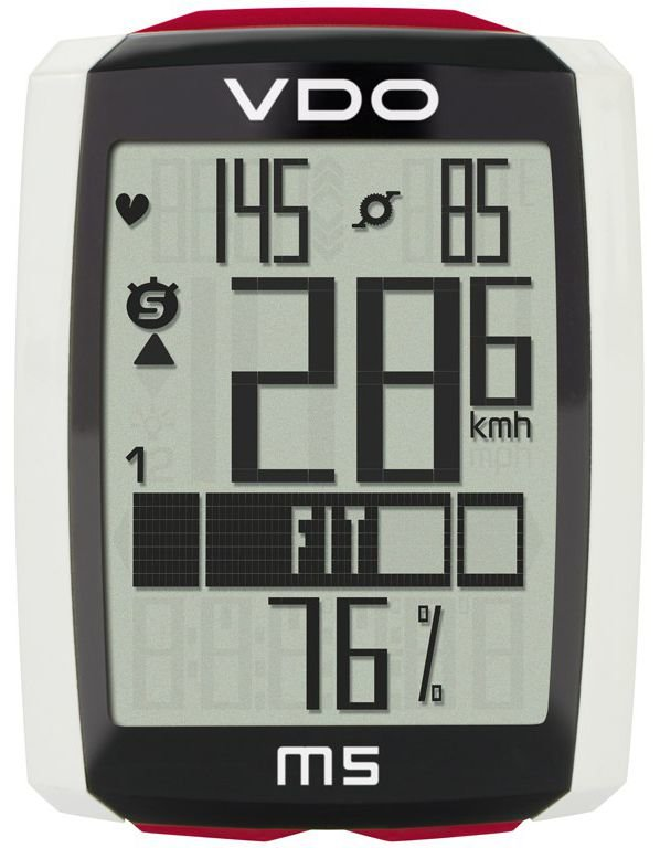 ec59831ae4 Prodám  cyklocomputer VDO M5 WL - bazar - Bike-forum.cz