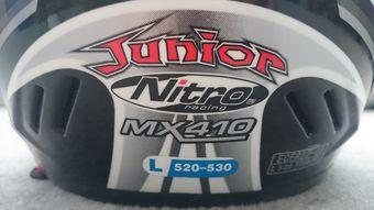 Prod 225 M Dětsk 225 Integr 225 Ln 237 Přilba Nitro Mx 410 Junior