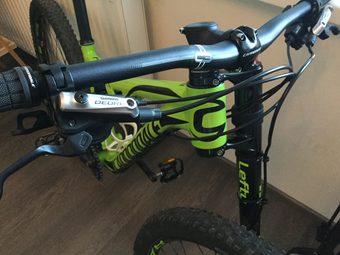 7d4d6a2a08 Prodám  Predam Novy Cannondale Habit 4 - bazar - Bike-forum.cz