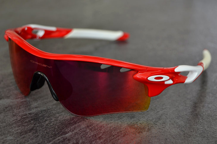 76ff2ab52 PRODÁM: Oakley Radarlock Infrared/ Positive Red Iridium Vented & VR28 Vented