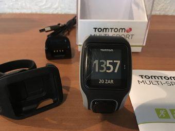 Prodám  GPS hodinky TomTom Multi-Sport watch - bazar - Bike-forum.cz 0021d2073f