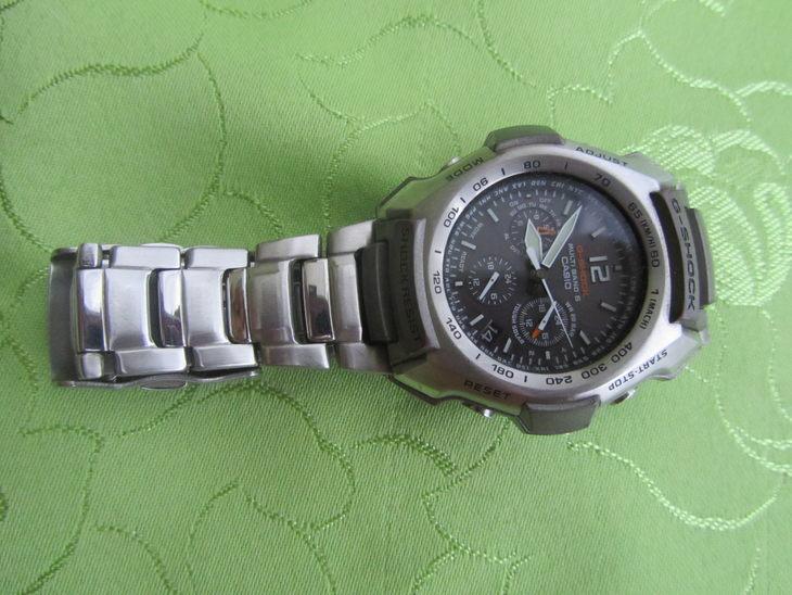f3214434245 Prodám  Prodám kovové radiem řizenné hodinky Casio GW 2000D-1A - bazar -  Bike-forum.cz
