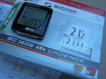 PRODÁM Nabídka  Computer Sigma BC 1609 STS Cadence 9f5e0f85ec