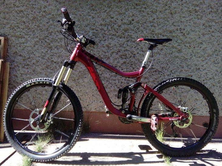 0395a61baa2 Prodám: Giant Reign 1 2013 - bazar - Bike-forum.cz