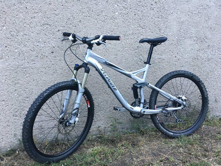 Prodám: Specialized FSR XC Expert - bazar - Bike-forum cz