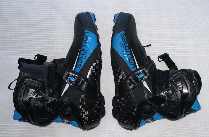 Prodám  Závodní boty SALOMON S RACE SK PRO PROLINK 17 18 skate - bazar -  Bike-forum.cz d3c97280dc